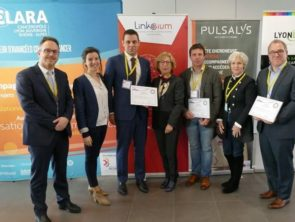 OncoFactory honored by CLARA Cancéropôle at the 2018 Trophées R2B Onco