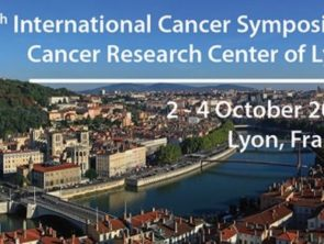 Oncofactory presents a poster at the 4th international cancer symposium in Lyon